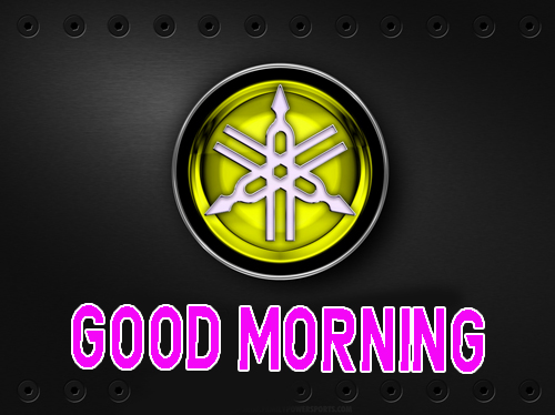 Good Morning Logo Images Pics Free Download