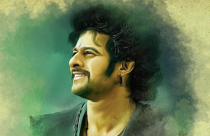 South Actor / Hero Prabhas hd photo pics download