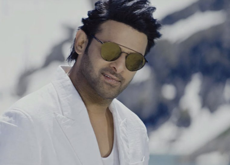 South Actor / Hero Prabhas stylish images download