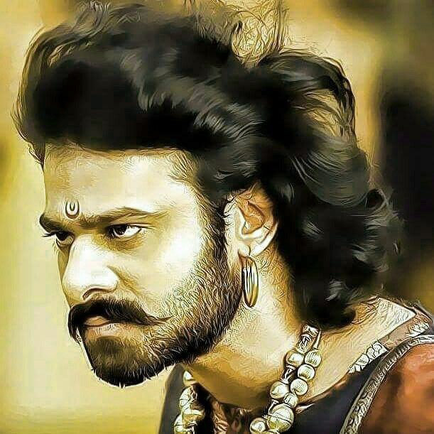 South Actor / Hero Prabhas cute images download