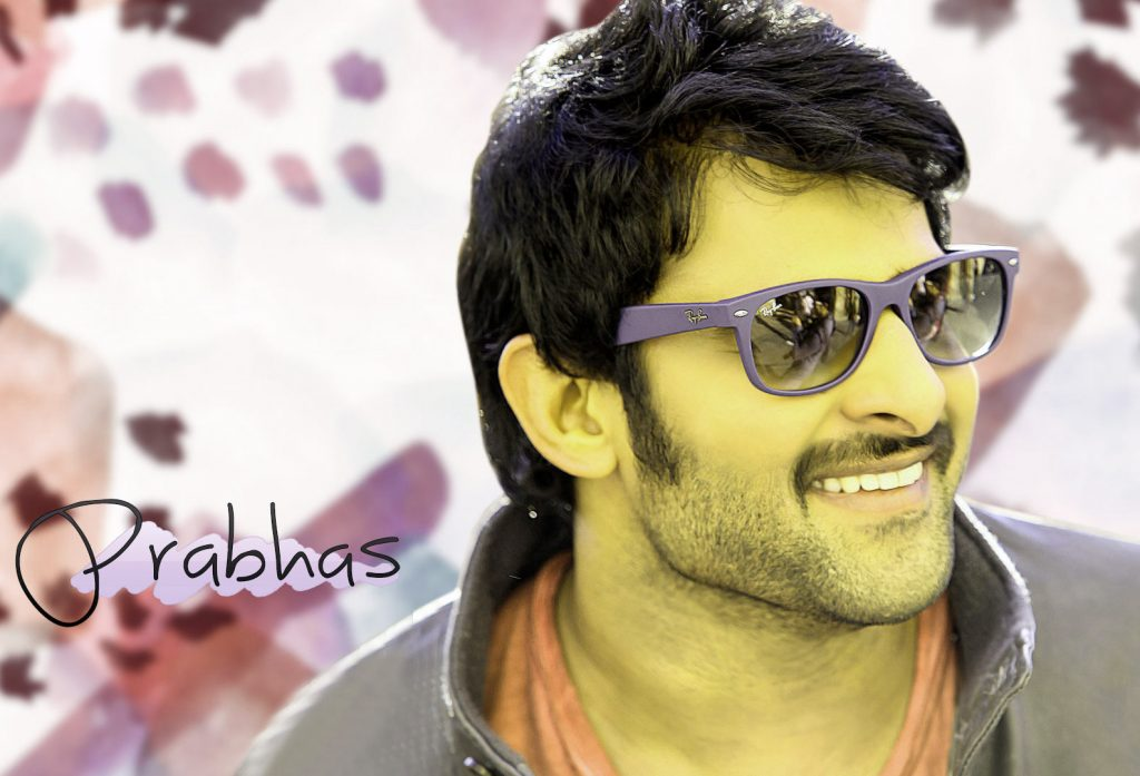 South Actor / Hero Prabhas hd photo