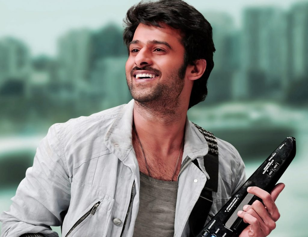 South Actor / Hero Prabhas beautiful photo