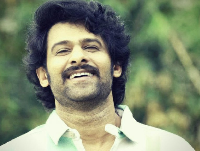 Beautiful  South Actor / Hero Prabhas  photo hd