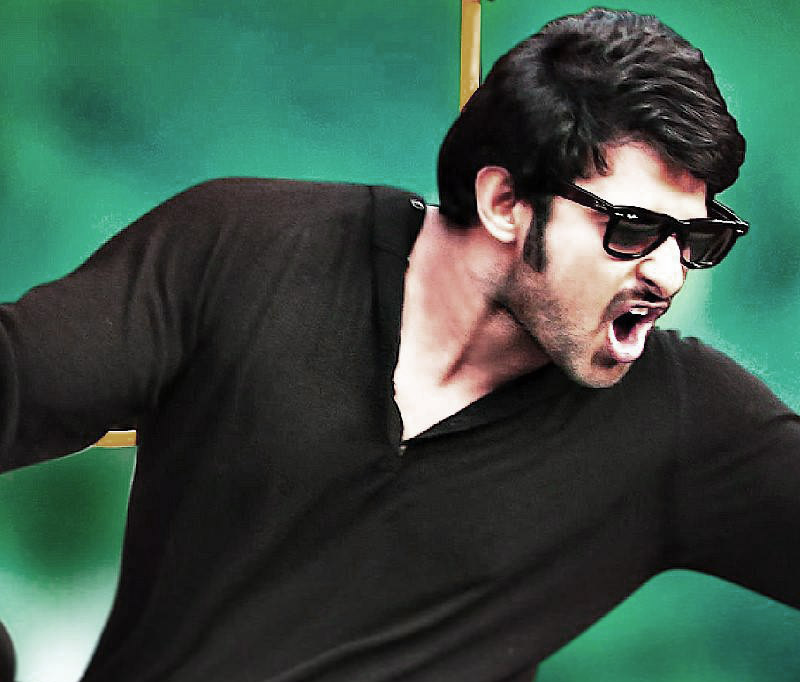 Action  South Actor / Hero Prabhas  wallpaper hd