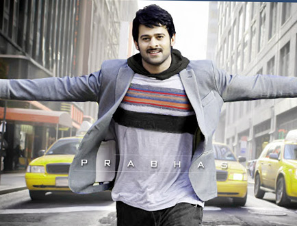 Beautiful  South Actor / Hero Prabhas  wallpaper hd