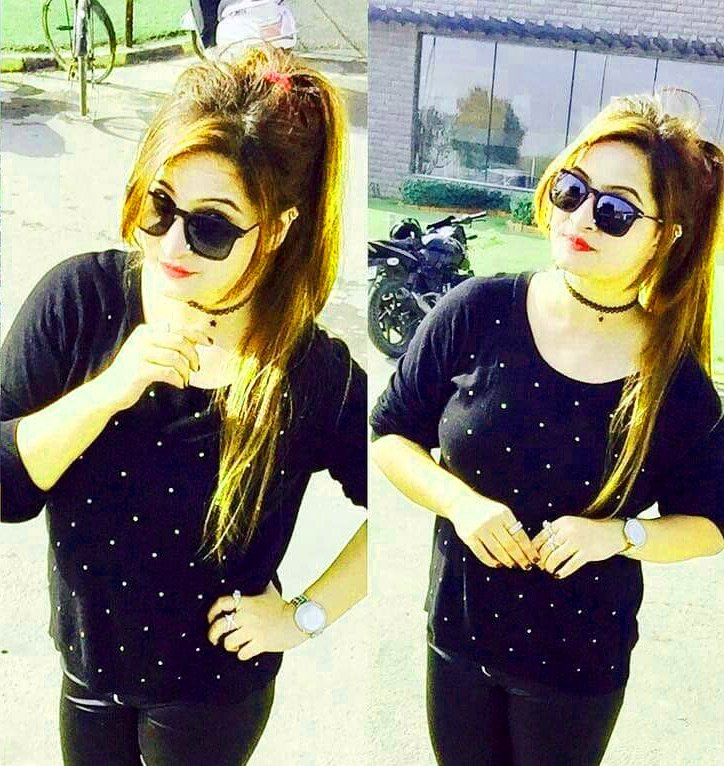 Stylish Girl Attitude Pictures