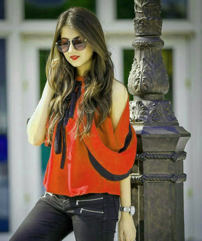 Stylish Girl Attitude Pics Download