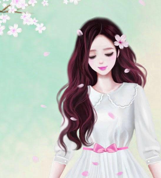 Very Stylish Girl Whatsapp DP Images photo Download