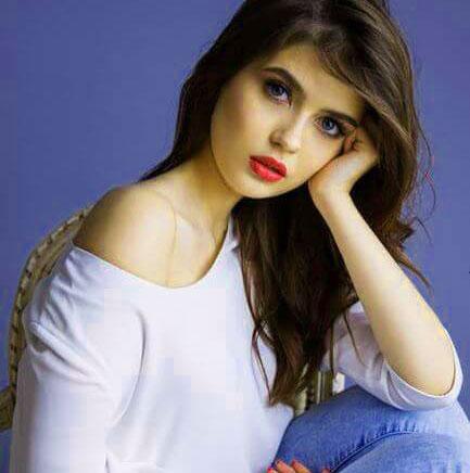 Stylish Girl Images Photo for Facebook