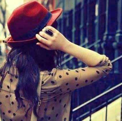 Stylish Girl Whatsapp DP Images Wallpaper Pics Download