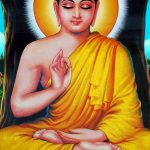 God Good Morning Pics Images With Gautam Buddha