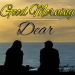 Husband Wife Romantic Good Morning Images Photo for Facebook