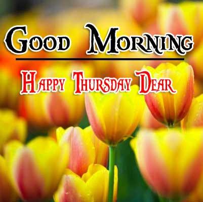 Thursday Good Morning Photo Images for Whatsapp