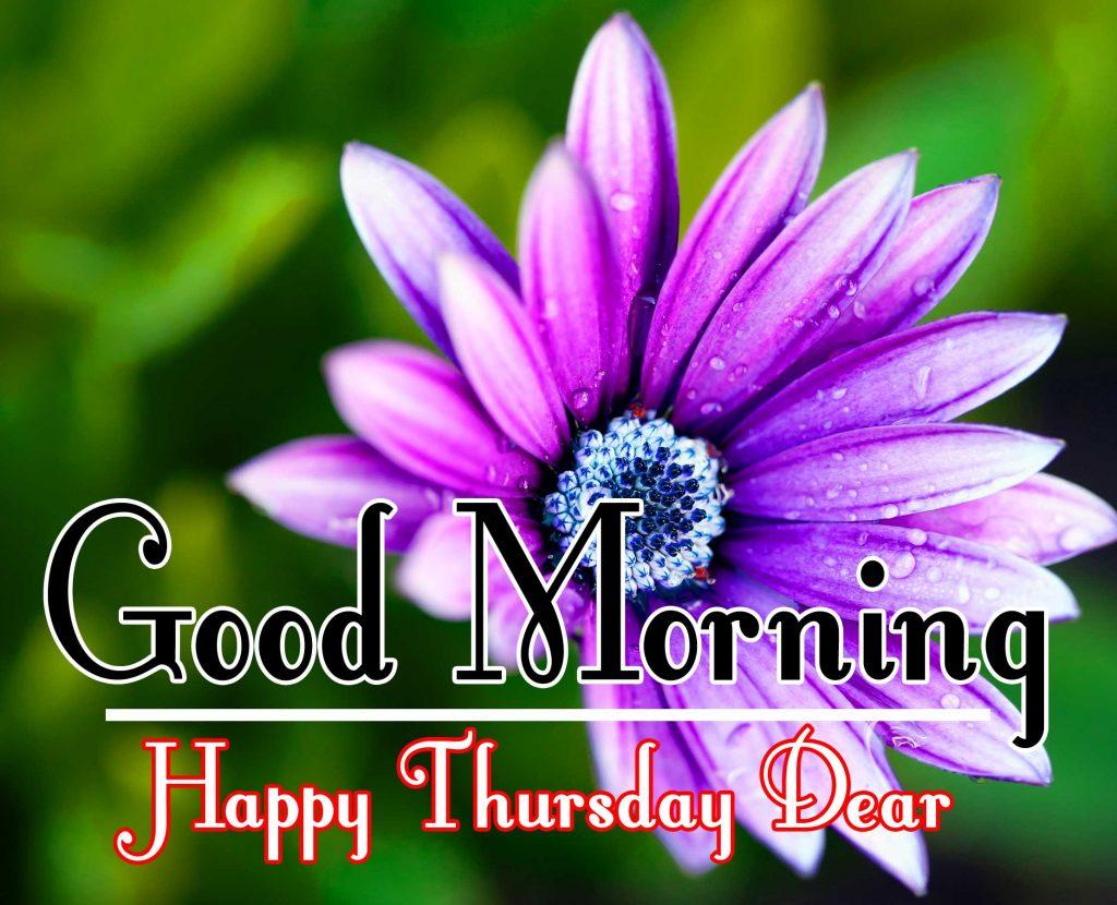 Thursday Good Morning Photo Pics Free Download