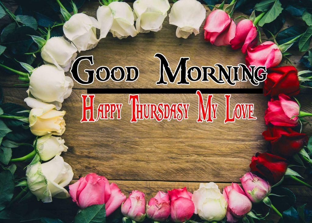 Thursday Good Morning Pics for Whatsapp