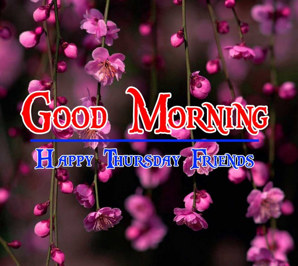 Thursday Good Morning Wishes Wallpaper pics Download
