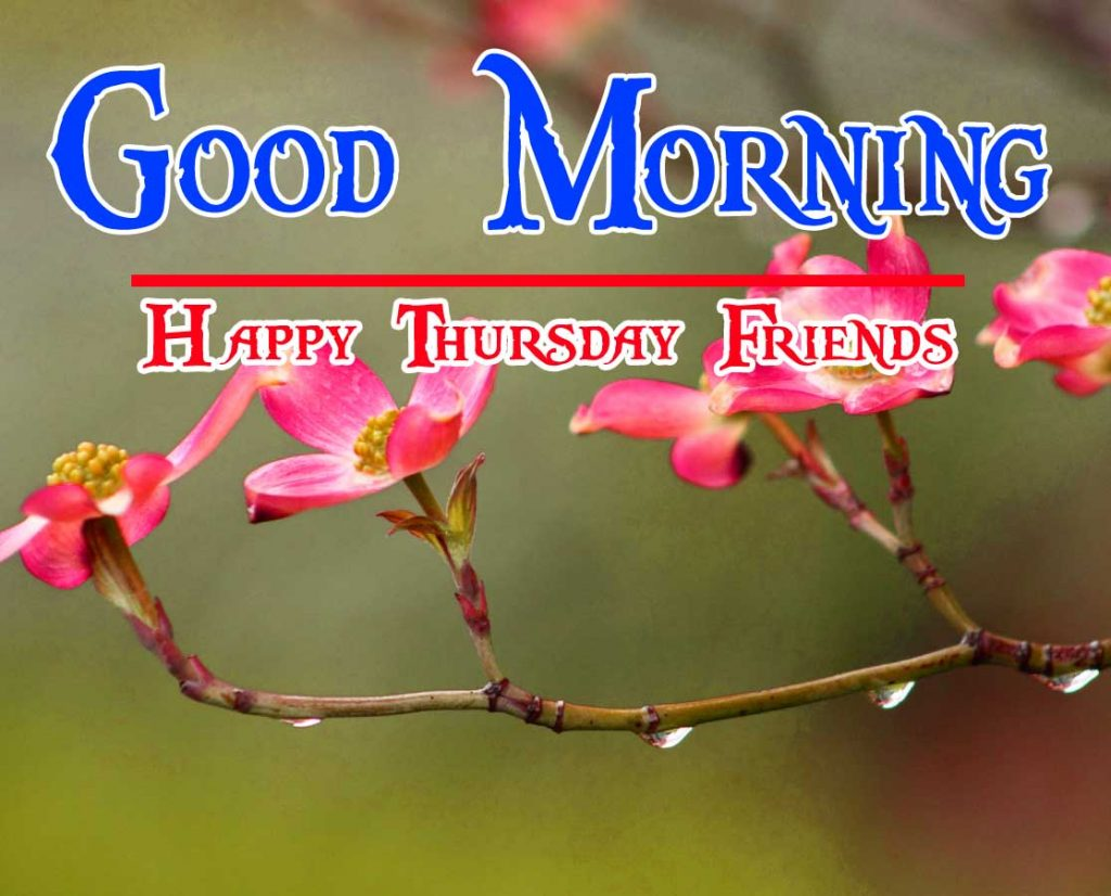 Thursday Good Morning Wishes Images Pics Download