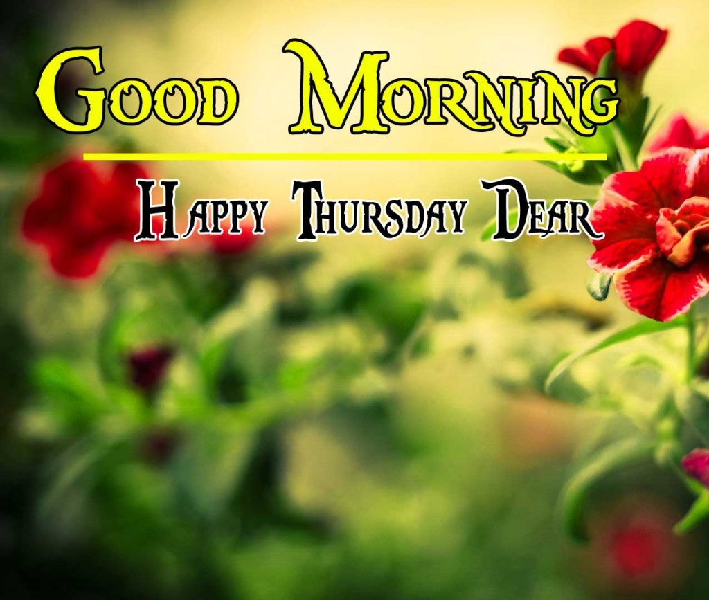 Thursday Good Morning Wallpaper Pics For Facebook / Whatsapp
