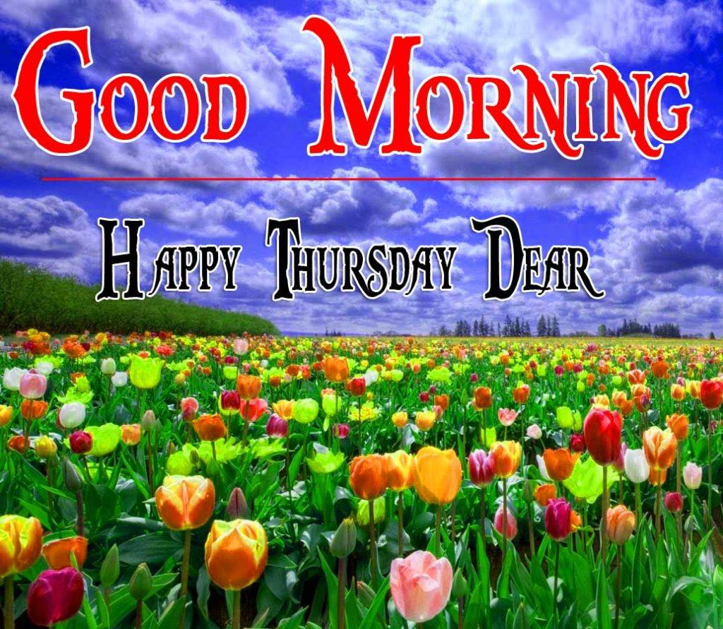 Thursday Good Morning Pics Wallpaper Free Download