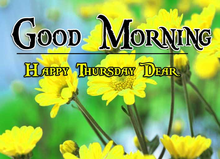 Thursday Good Morning Pics Wallpaper Download