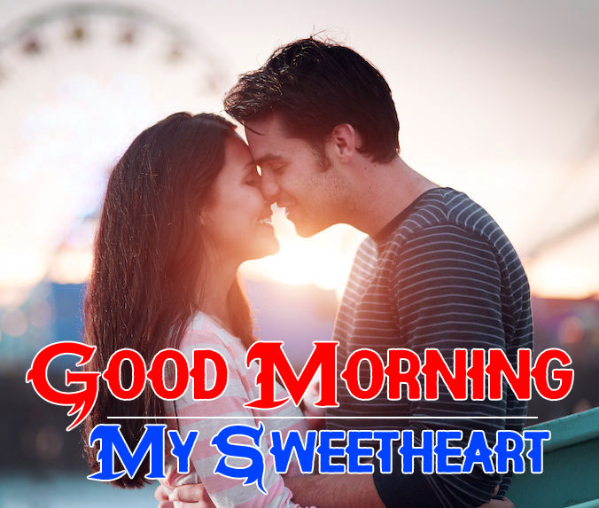 Beautiful Love Couple Good Morning Images HD