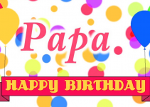 Dad Father Happy Birthday Images
