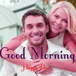 Sweet Husband Wife Romantic Good Mornin Images Pics Download
