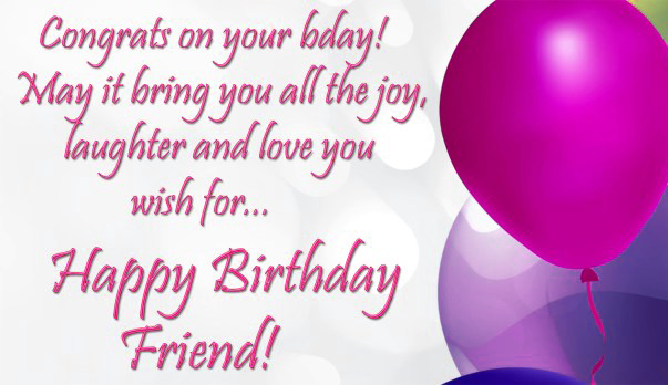 Friend Happy Birthday Images  Pics pictures Download