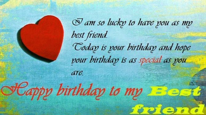Friend Happy Birthday Images Wallpaper pic DOWNLOAD