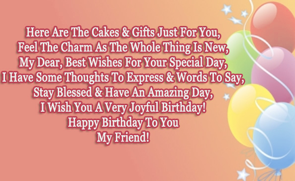 Friend Happy Birthday Images Wallpaper Free for Whatsapp