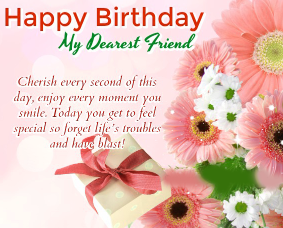 Friend Happy Birthday Images Photo Wallpaper Download