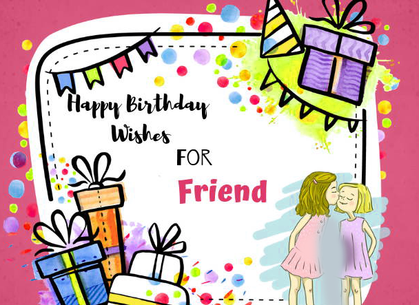 Friend Happy Birthday Images Pics Free HD Download