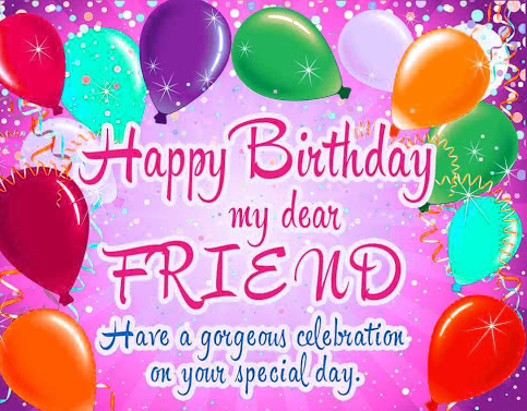 Friend Happy Birthday Images Wallpaper pics Download