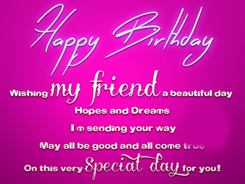 Friend Happy Birthday Images Wallpaper Download