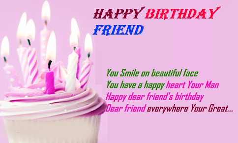 Best Latest Friend Happy Birthday Images Pics Download