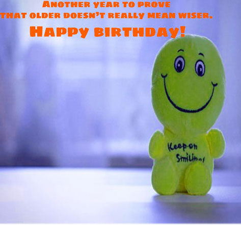 Funny Happy Birthday Images Photo for Facebook