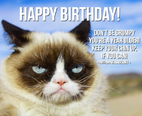 Funny Happy Birthday Images Free