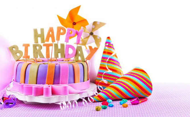 Happy Birthday Cake Images Wallpaper