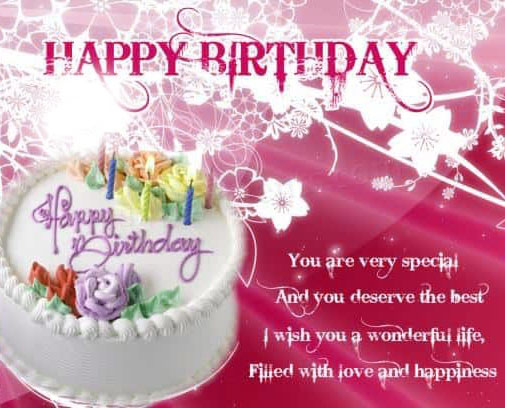 Happy Birthday Cake Images Wallpaper for Whatsapp