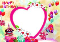 Happy Birthday Frame Images