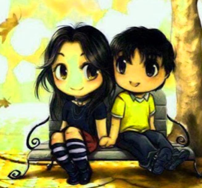 Romantic Love Couple Whatsapp DP Free Images Wallpaper