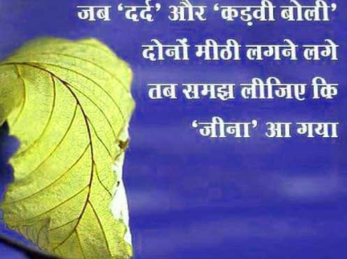 Best Hindi Sad Shayari With Images Wallpaper