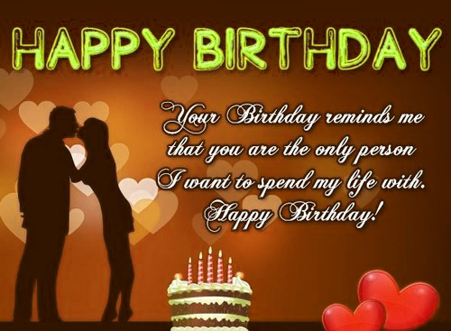 Lover Happy Birthday Images