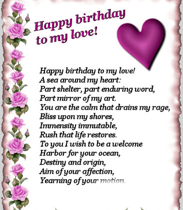 Happy Birthday Photo Images For Lover