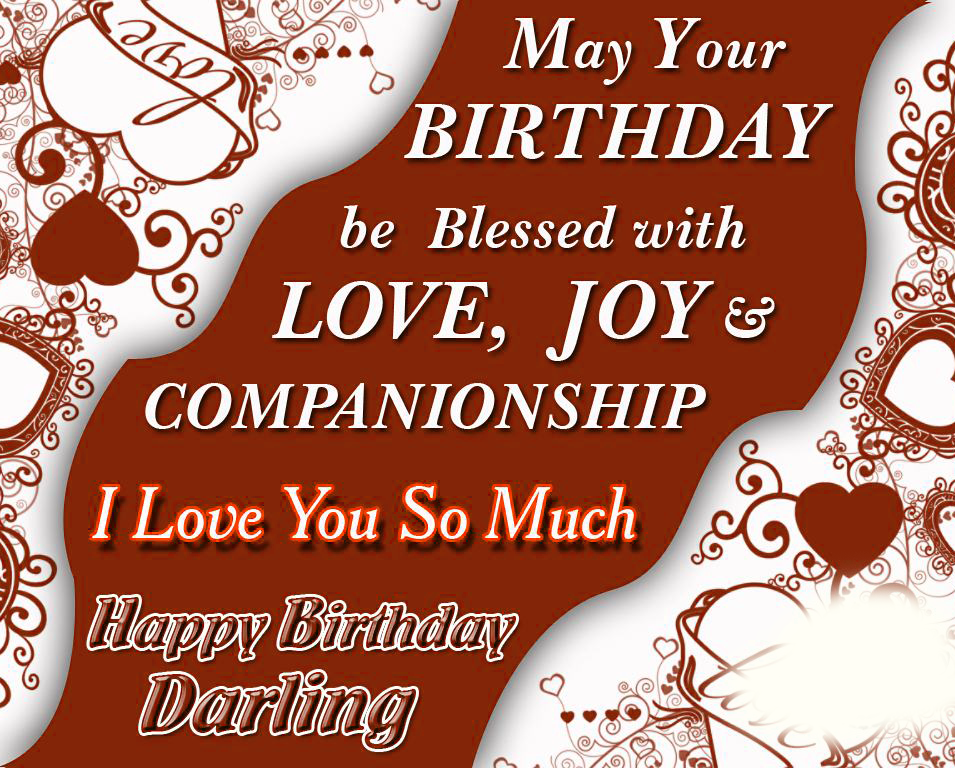 Happy Birthday Images For Lover Free Wallpaper