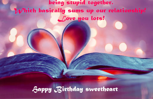 Happy Birthday Wallpaper Images For Lover