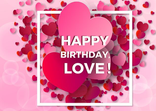 Happy Birthday Images Wallpaper For Lover