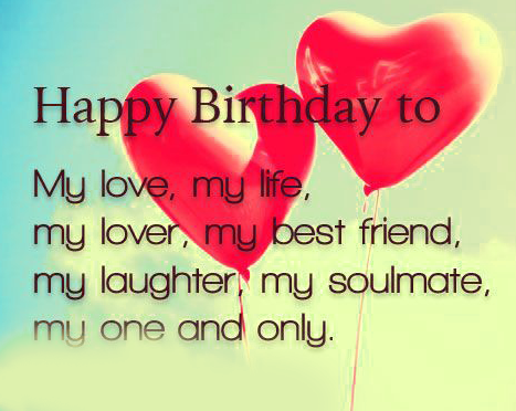 Happy Birthday Images For Lover Wallpaper Free Download