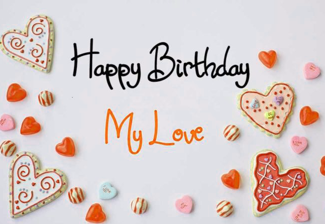 New Happy Birthday Images For Lover Pics