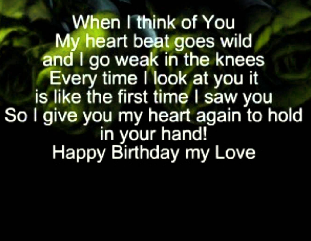 Best Happy Birthday Images For Lover Photo Free